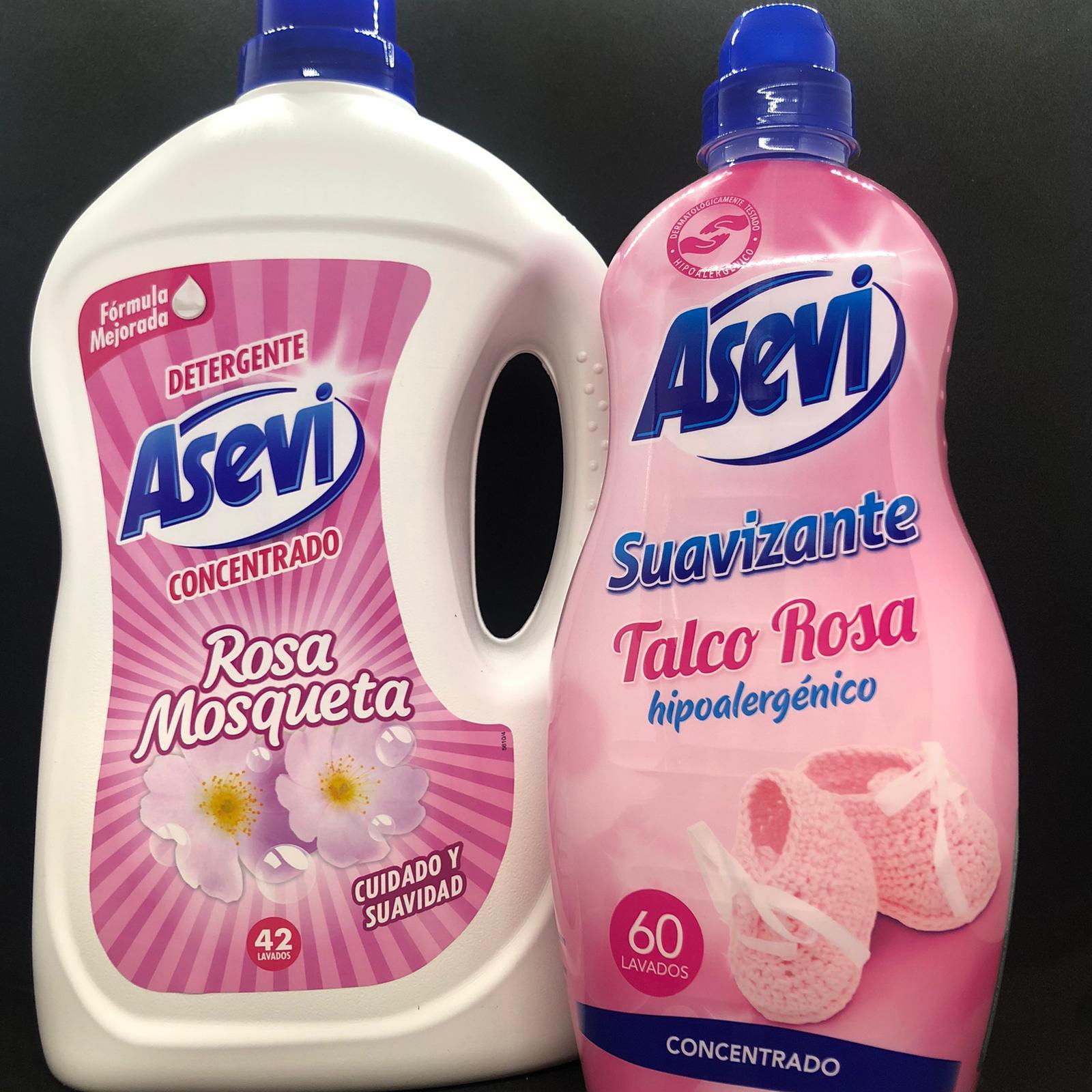 Asevi Laundry Bundle | Spanish Cleaning Products UK